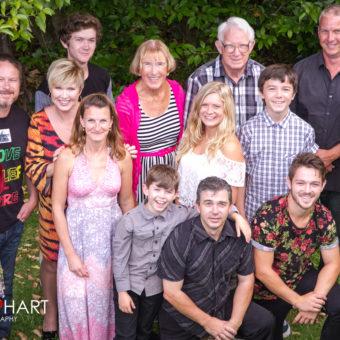 Bevan Family