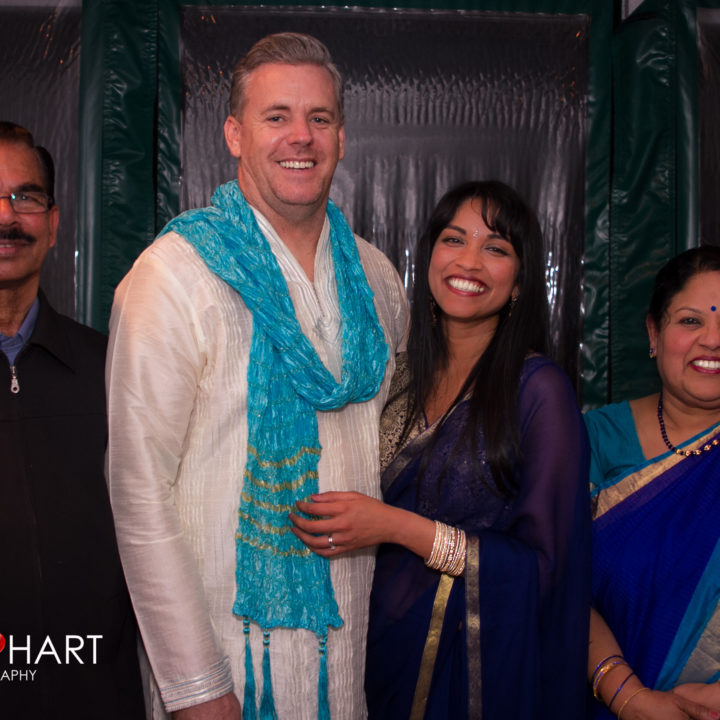 Geetha & Viswam Farewell